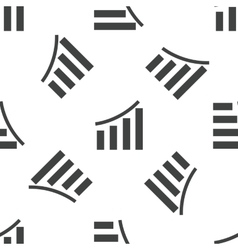 Bar graphic pattern vector