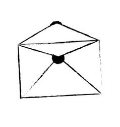 Envelope mail empty correspondence communication vector