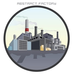 Abstract Factory vector image vector image