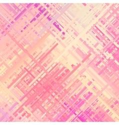 Pastel color glitch background vector