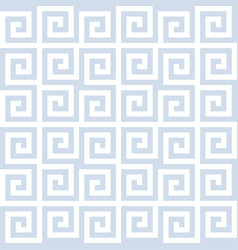seamless repeating ancient greek pattern vector image vector image