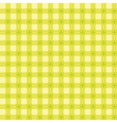 green picnic cloth vector image