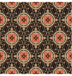Oriental pattern vector