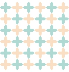 Light flat geometrical seamless pattern vector