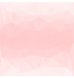 Abstract modern pink triangle background vector image vector image