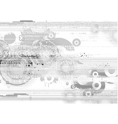 grunge banner vector image vector image