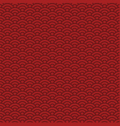 Seamless pattern traditional chinese and japanese vector