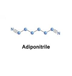 Adiponitrile monomer of nylon vector