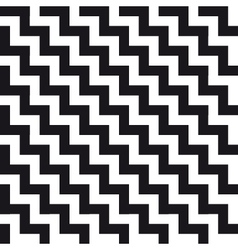 Pattern chevron pixel vector