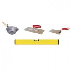 Mason tools vector