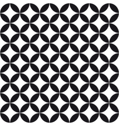 pattern circle 1 vector image