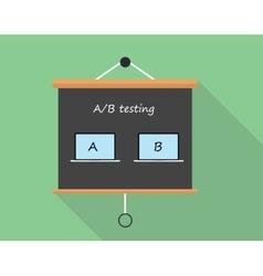 Ab testing vector