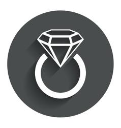 Diamond set icon. Vector Illustration. Shiny crystal sign ...  Jewel Symbol