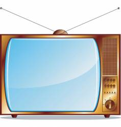 Tv render vector