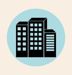 Real estate design vector