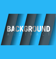 Abstract background with black and blue hovering vector