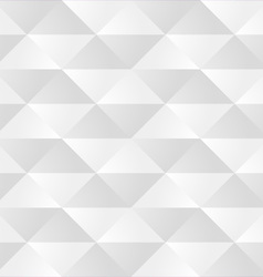 White triangle seamless pattern vector