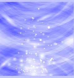 Blue burst blurred background vector