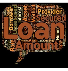 Unsecured loans route to finance in the absence of vector