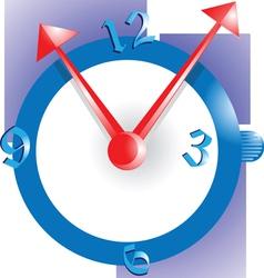 Timepiece vector image