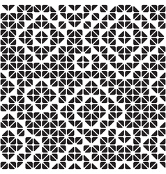 Technology lines seamless pattern vector image vector image