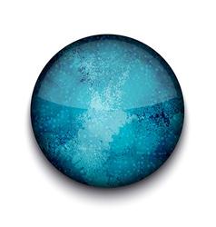 abstract fantasy app icon vector image
