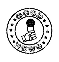news world flat vector image vector image
