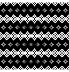 Rhombus geometric seamless pattern 610 vector image