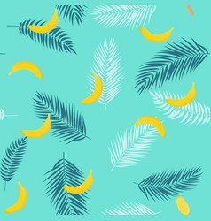 Beautifil summer seamless pattern background with vector