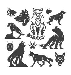 Set wolfs vector