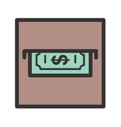 Slot of bills vector