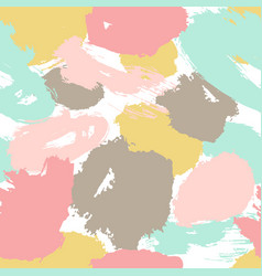 paint drops background vector image vector image