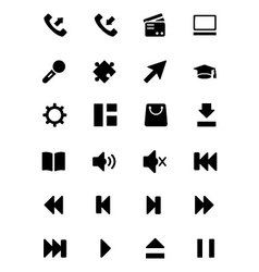 Universal web and mobile icons 3 vector