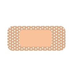 Medical bands isolated icon design vector
