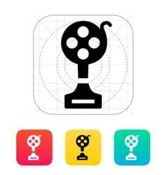 Best film icon on white background vector