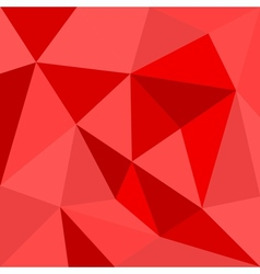Red wrapping wallpaper background seamless pattern vector image vector image