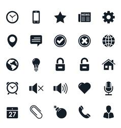 General Icon vector image