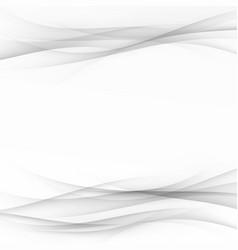 Grey modern abstract transparent futuristic vector