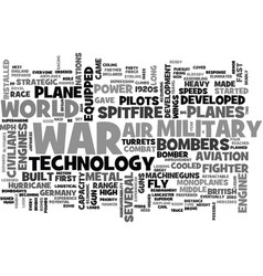 Air power developments between the wars text word vector