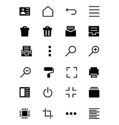 Universal web and mobile icons 6 vector