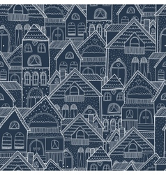 Home seamless background vector