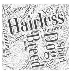 List of hairless hypoallergenic dogs dlvy vector