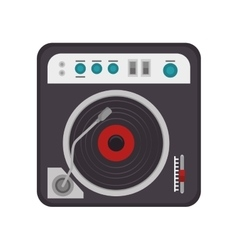 Vinyl technology device vector