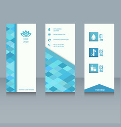Brochure design template brochure design template vector