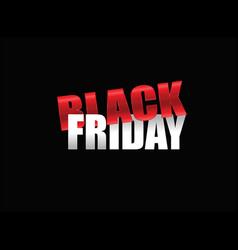 Black friday tag sale vector