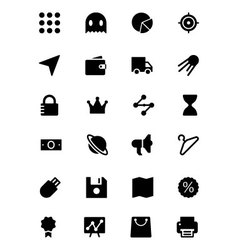 Universal Web and Mobile Icons 10 vector image