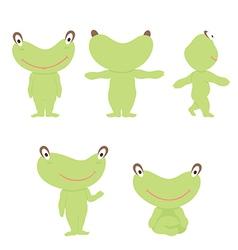 Frog character vector