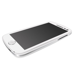 Realistic detailed smartphone vector