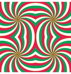 Hypnotic swirling background vector