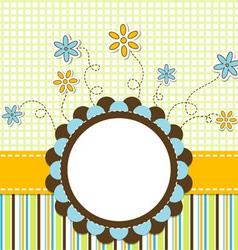 season card vector image vector image